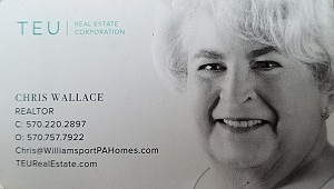 Chris Wallace Real Estate Professional with TEU Real Estate Corporation