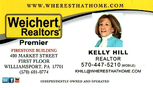 Kelly Hill, Real Estate Professional with Weichert Realtors